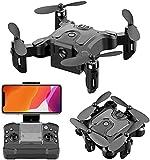GZTYLQQ Drone Fotografía aérea HD 1080P Avión Profesional Pequeño...