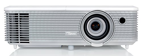 Optoma EH345 DLP Projektor (Full HD, 3200 Lumen, 22.000:1 Kontrast, 3D, Zoom 1,3x)