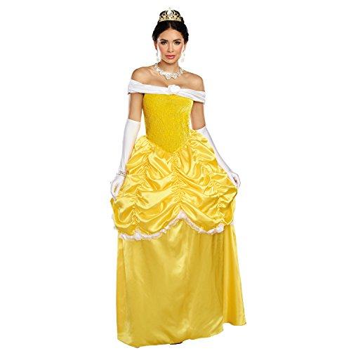 Dreamgirl sprookjesachtige schoonheid kostuum,