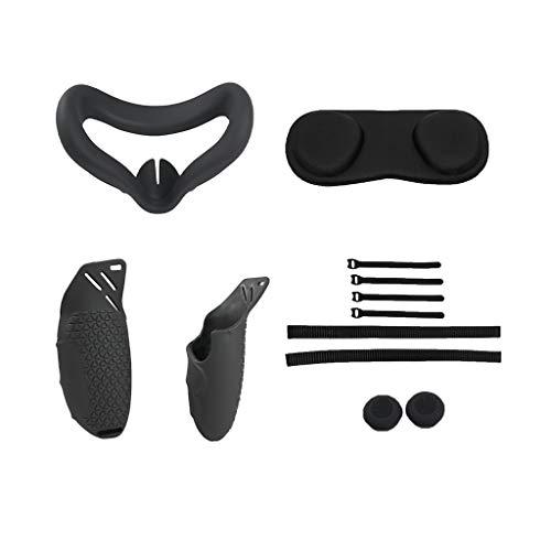 WDFVGEE VR - Juego de accesorios para Oculus Quest 2 VR Touch Controller Caliente sus manos en invierno para calentarte
