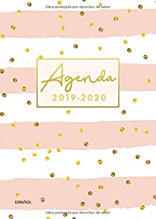 Amazon.es: agendas 2019 - Castellano