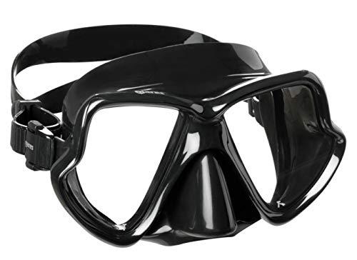 Mares - Máscara sumergible de silicona modelo Wahoo