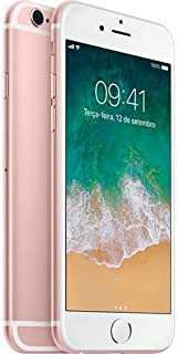 iPhone 6s 32GB Rose Tela Retina HD 4,7  3D Touch Camera 12MP - Apple