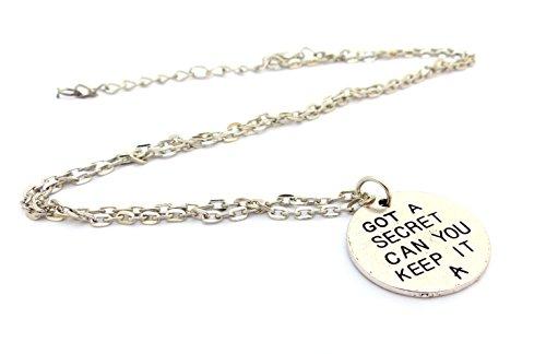 Collar Medalla - Pretty Little Liars