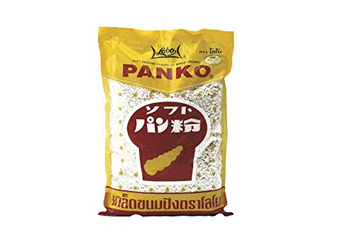 Panko (pan rallado japonés) 1 Kg