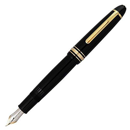 (モンブラン) MONTBLANC マイスターシュテュック 146 万年筆 ペン先 EF(極細字)ブラック [正規品]