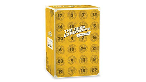 Beery Christmas - El calendario de Adviento compuesto de 24 cervezas artesanales - Idea de regalo diseñada y...