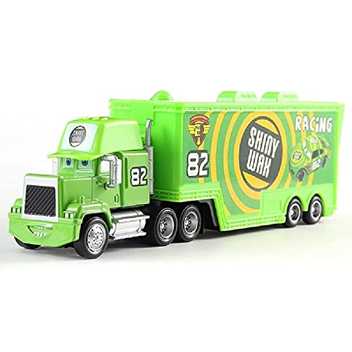 aijie Jackson Storm Mike Uncle Truck, Movie Cars Toys, Diecast Metal Alloy Modle Car Toys Gifts for Kids (Truck-20)