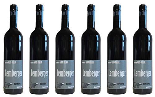 Gerd Keller Lemberger QbA 2019 Trocken (6 x 0.75 l)
