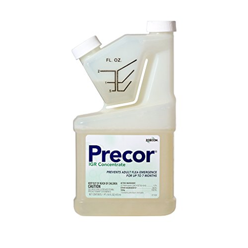 Precor IGR Insect Growth Regulator 16 Oz Pint Flea Control