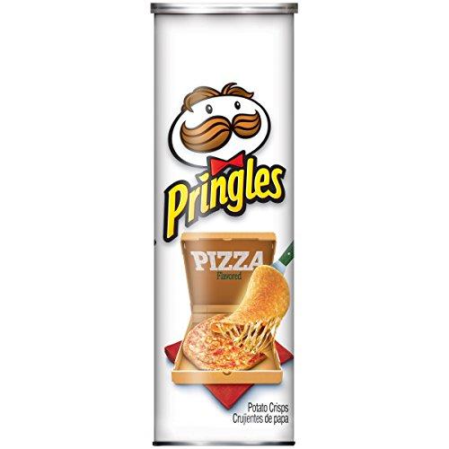 Pringles - Pizza (US Edition) - 14x158gr