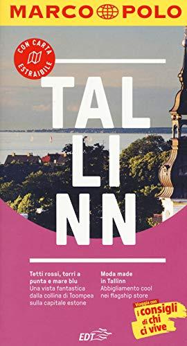 Tallinn. Con carta estraibile