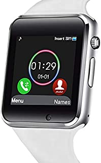 321OU Smart Watch Touch Screen Bluetooth Smart Watch Smartwatch Phone Fitness Tracker SIM..