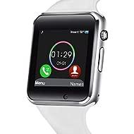 321OU Smart Watch Touch Screen Bluetooth Smart Watch Smartwatch Phone Fitness Tracker SIM SD Card...
