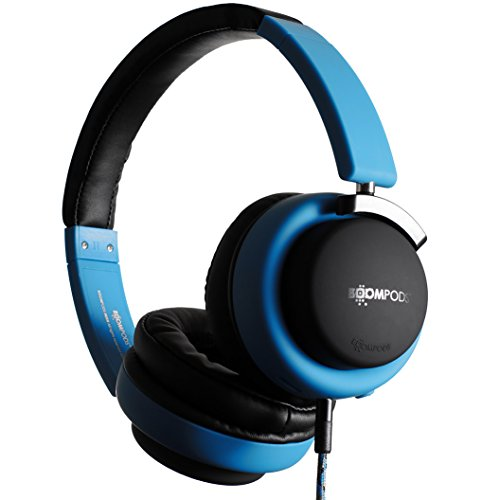 Boompods HUSH Active Noise Cancelling Headphones OnEar Comfort Earpads, 12...