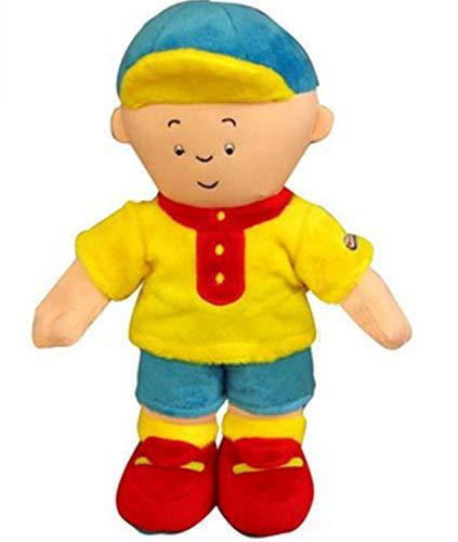 N/B Plüschtiere Caillou Plüschtier Caillou Schwester Rosie Gefüllte Puppe Geschenk Für Kinder 35Cm