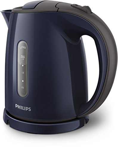 Philips Daily Collection Hervidor HD4646/60 - Tetera eléctrica (1,5 L, 2400 W,...