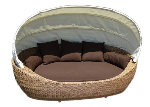 Liegeinsel Paradiso Lounge Mixed Beige