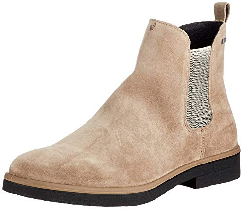 Legero Damen SOANA leicht gefütterte Gore-Tex Chelsea-Stiefel, Giotto 4500, 39 EU