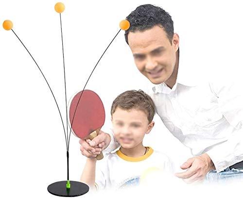 BBGSFDC Tabla de Dispositivos Tabla de Formación Tenis Nueva Mesa de Ping Pong Conjunto Hijos Adultos Red de Tenis contra la miopía Mesa de Ping Pong Conjunto Desmontable Fácil Ensamble