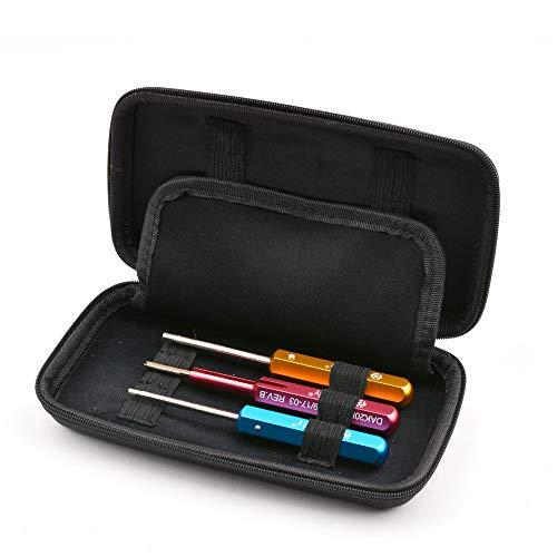 JRready ST5136 Insertion Tool Kit: DAK12B(M81969/17-05), DAK16B (M81969/17-04), DAK20B(M81969/19-06) Installing Tool Kit