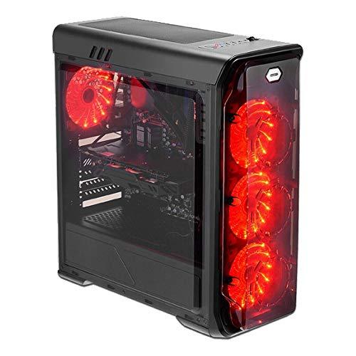 LC-Power LC-988B-ON PC-Gehäuse Mehrfarbig