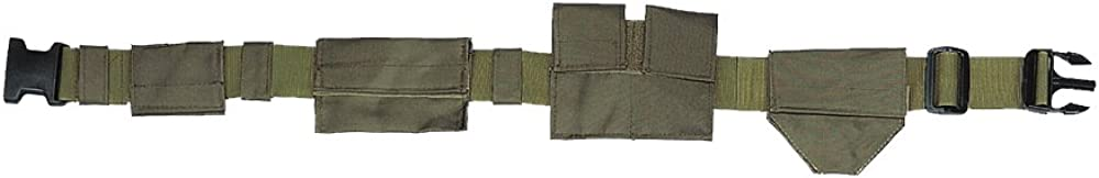 Rothco Polyester Swat Belt, Olive Drab, 49'' : Military Apparel Accessories : Sports & Outdoors