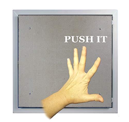 Tapa para Revisión 400 mm x 400 para Baldosas,acero,Revisión Mantenimiento Puerta Panel...