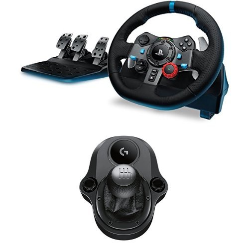 Logitech G29 Driving Force Volante de...