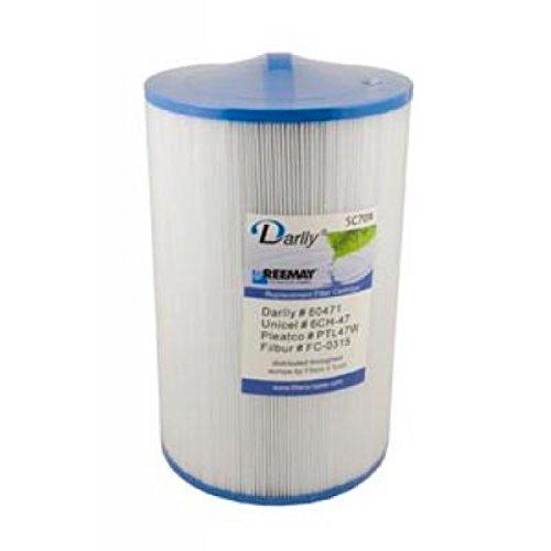 Darlly® Filter Ersatzfilter SC709 Lamellenfilter diverse Hersteller