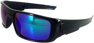 ZEVONDA Sport Sunglasses - Men's Fashion UV400 Protection Glasses Enhanced Frame for Driving Running Cycling Fishing Golf Baseball Sun Glasses