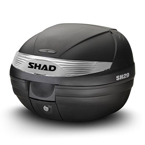 Baúl Shad SH29, color negro