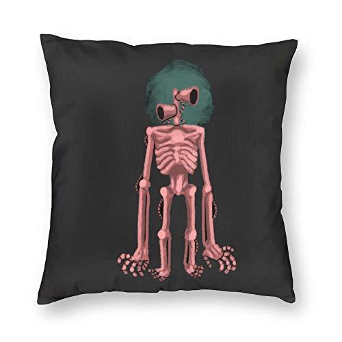 zwbaobei Pillow Case Cushion Cover Sirenhead! Decorative Pillow Home Decor Sofa Throw Pillows-66X66Cm_Cushion_Case_1_Piece