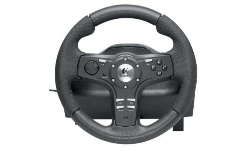 Logitech Driving Force EX PS3 - Volante/mando (Ruedas + Pedales, Sony PLAYSTATION3 Sony PlayStation2)