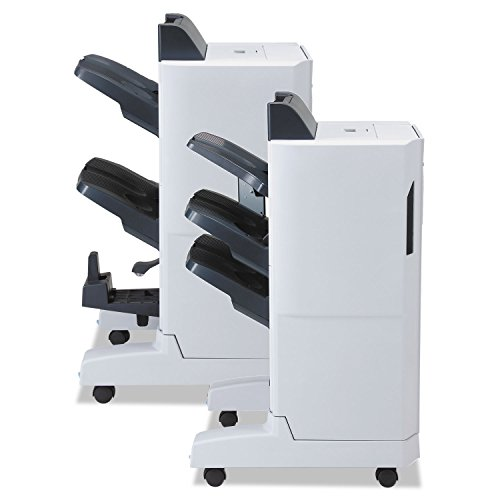 HP A2W84A Booklet Maker/Finisher with 2/3 Hole Punch for Color Laserjet M880, M855 Series