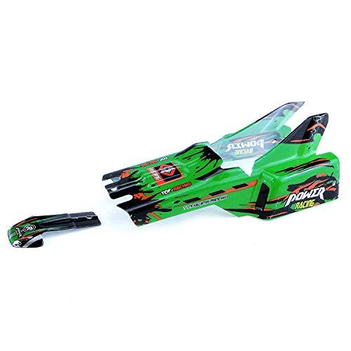 efaso Ersatzteil car Body (Green) L959-48 für WL Toys L959,L202,L212,L222,L969