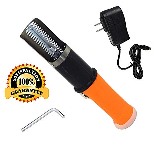 MaQue Electric Fish Scaler Fishing Cleaner Skinner Scale Remover Cleaner...
