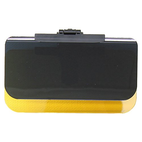 メルテック 大型スライドダブルスクリーンサンバイザー 日差し軽減 UVカット率:99%± スライド幅:左右155mm ...
