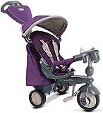smarTrike Infinity Trike Baby Dreirad für 1 Jahr, lila