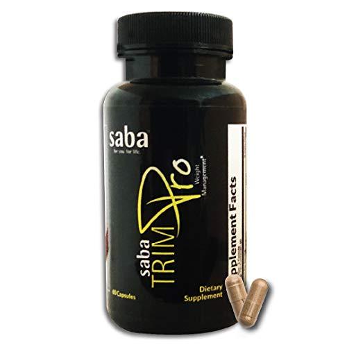 Saba Trim Pro 60 capsules