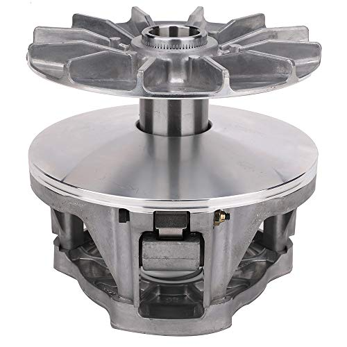 【Replacement Primary Clutch 】 It can be disengaged. This allows engine cranking and permits the engine to run without delivering power to the transmission. While disengaging, it permits the driver to shift the transmission into various gear according...