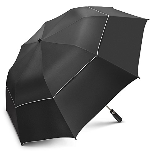 EEZ-Y 58 Inch Folding Golf Umbrella