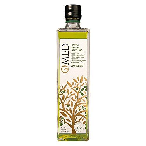 O-Med - Natives Olivenöl Extra Arbequina erste Güteklasse - 500ml