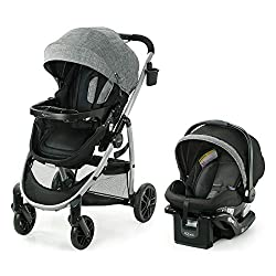 Graco Modes Pramette Travel System with bassinet