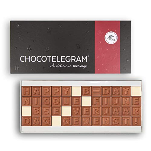 Chocotelegram - 48 letters