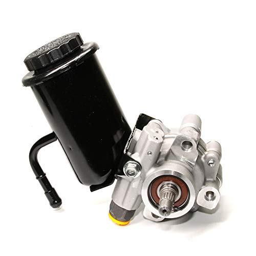 Power Steering Pump for 1995-2004 Toyota Tacoma V6 3.4L 1995-1998 Toyota T100 V6 3.4L 1996-2002 Toyota 4Runner V6 3.4L with OE Replace # 21-5229