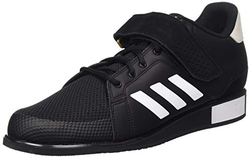 adidas Power Perfect Iii, Men's Fitness Fitness Shoes, Black (Negro 000), 6 UK (39 1/3 EU)