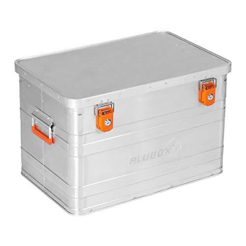 ALUBOX B70 - Aluminium Transportbox 70 Liter, abschließbar