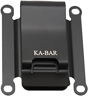 Ka-Bar Metal Belt Clip for TDI Knives