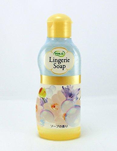 サラサーティランジェリー用洗剤下着用洗剤経血おりもの用ソープの香り120ml